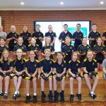 Opening School Mass & Grade 6 Leaders